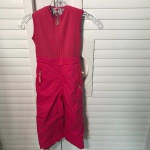 Spyder ski / snow suit outfit w/hat and gloves, 4